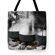 Maple Syrup Pioneer Style Tote Bag