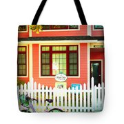 Maple View Manor Tote Bag