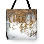 Maple Woods Tote Bag