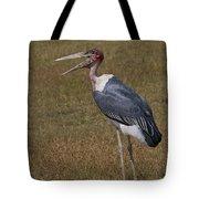 Marabou Stork   #0176 Tote Bag