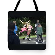 Marathon Grand Jete  Tote Bag