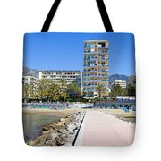 Marbella Resort In Spain Tote Bag