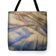 Marble 12 Tote Bag