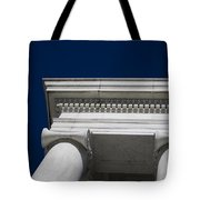 Marble Architecture Tote Bag