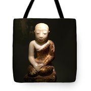 Buddhist Figure   Tote Bag
