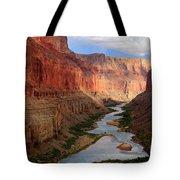 Marble Canyon - April Tote Bag