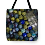Marble Collection Jar 1 A Tote Bag