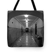 Marble Hallway Tote Bag