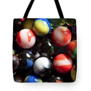 Marble King Marbles 1 Tote Bag