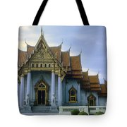 Marble Palace Tote Bag