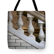 Marble Staircase Tote Bag