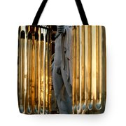 Marble Statue Tote Bag