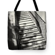 Marble Steps Tote Bag