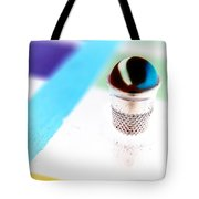 Marble And The Thimble Tote Bag