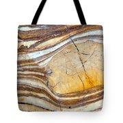 Marbled  Tote Bag