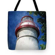 Marblehead Lighthouse 2 Tote Bag