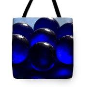 Marbles Blue 1 C Tote Bag