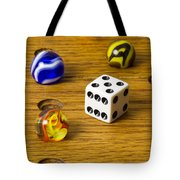 Marbles Board Game 1 C Tote Bag