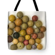 Marbles Clay 1 Tote Bag