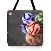 Marbles Strainer 2 Tote Bag