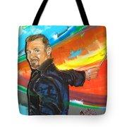 Marcello Cicchini Mural Tote Bag