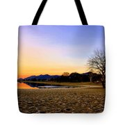 March Morning Osoyoos Tote Bag