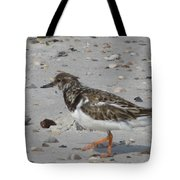 Marching Ruddy Tote Bag
