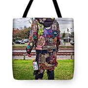 Marching To His Own Drummer 3 Tote Bag
