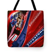 Marco Andretti Focused Tote Bag