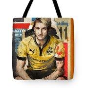 Marco Reus Tote Bag