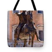 Marcus Aurelius Tote Bag