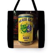 Mardi Gras Beer 1983 Tote Bag