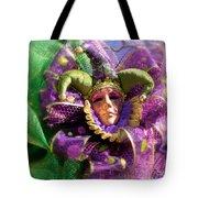 Mardi Gras Decoration Tote Bag