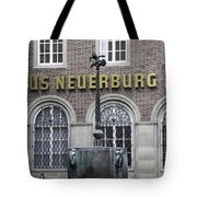 Mardi Gras Fountain Cologne German Tote Bag