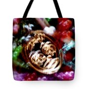 New Orleans Mardi Gras Madness In Louisiana Tote Bag