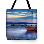 Margaret Todd At Sunrise Tote Bag