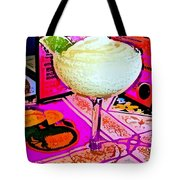 Margarita Time Tote Bag