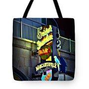 Margaritaville Tote Bag
