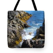 Marginal Way Crevice Tote Bag