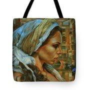 Maria Tote Bag by Arthur Braginsky