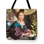Maria Merian  Tote Bag by Science Source