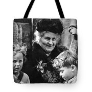 Maria Montessori Tote Bag