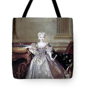 Mariana Victoria Of Spain (1718-1781) Tote Bag