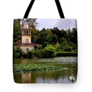 Marie - Antoinette's Estate Palace Of Versailles - Paris Tote Bag