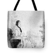 Marie De Vichy-chamrond (1679-1780) Tote Bag