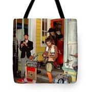 Marigny Musicians Tote Bag