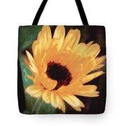 Marigold Impressions Tote Bag