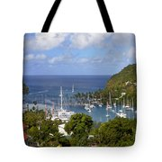 Marigot Bay Tote Bag