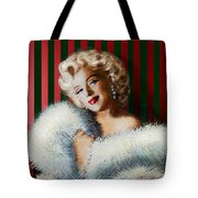 Marilyn 126 D 3 Tote Bag