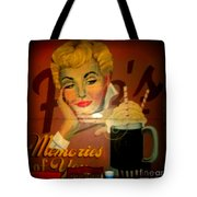 Marilyn And Fitz's Tote Bag